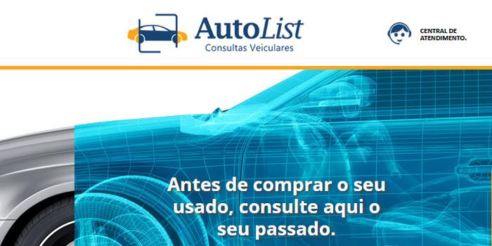 AutoList Vistorias