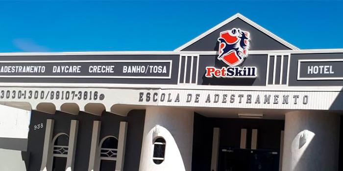 PETSKILL – Escola De Adestramento
