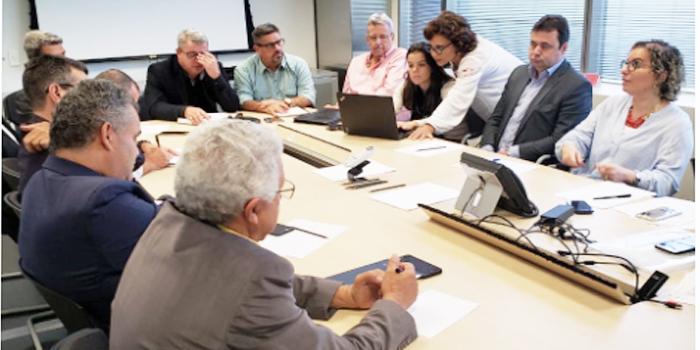 Problemas De Saúde Dentro Dos Bancos São Debatidos Em Reunião Com Fenaban