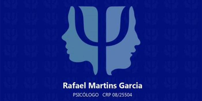 Psicólogo Rafael Martins Garcia