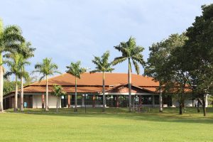 Salão - Vista Externa