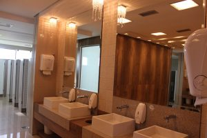 Salão - Banheiro