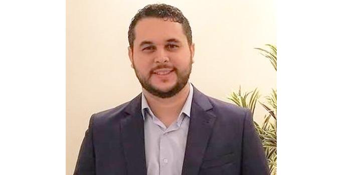 Psicólogo Dione Nunes Franciscato