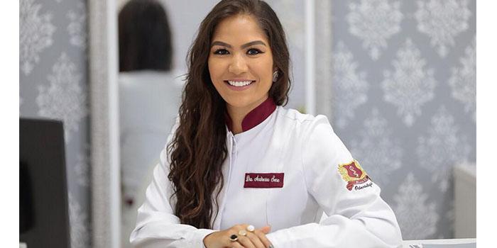 Andressa Sone Silva – Odontologia Estética – Harmonização Facial