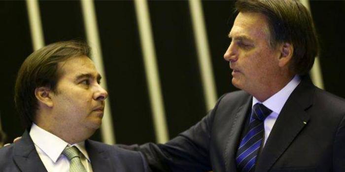 Bolsonaro E Maia Querem Fim Da Estabilidade Do Servidor Público