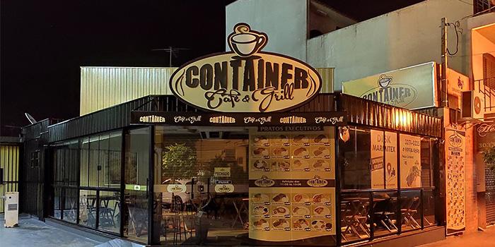 Container Café E Grill Restaurante