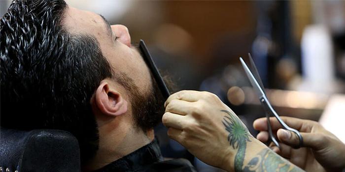 Barbearia – Homens Com Estilo E Bem Estar