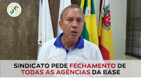 Sindicato Garante Fechamento De Bancos Em Maringá; Foco Agora é Região