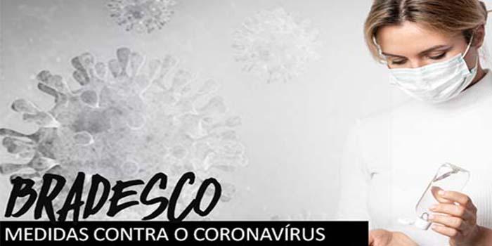 Coronavírus: Bradesco Antecipa Férias Individuais