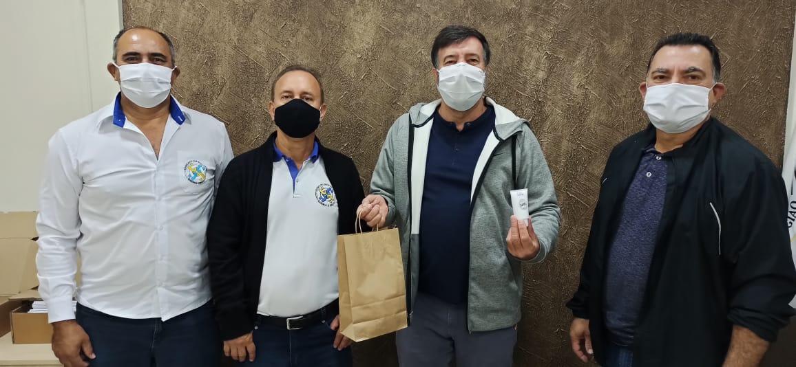 Vice-presidente Do Sindicato Está Livre Do Coronavírus E De Volta à Luta