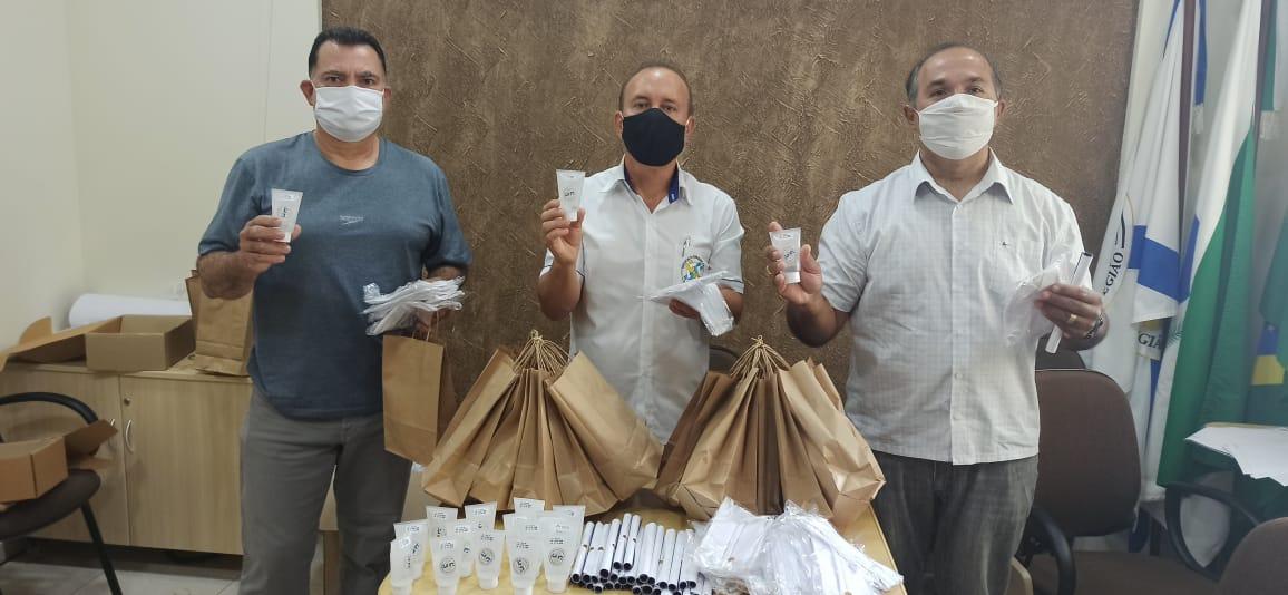 Sindicato Entrega Milhares De Kits De Prevenção Contra O Coronavírus A Toda A Categoria Bancária