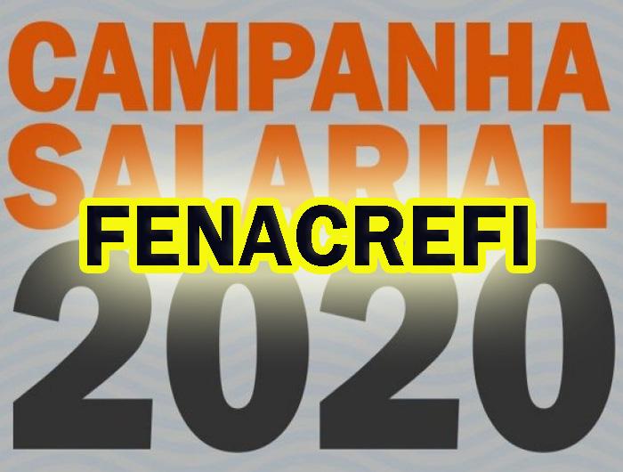 Fenacrefi Suspende Temporariamente As Negociações Da Campanha Salarial 2020