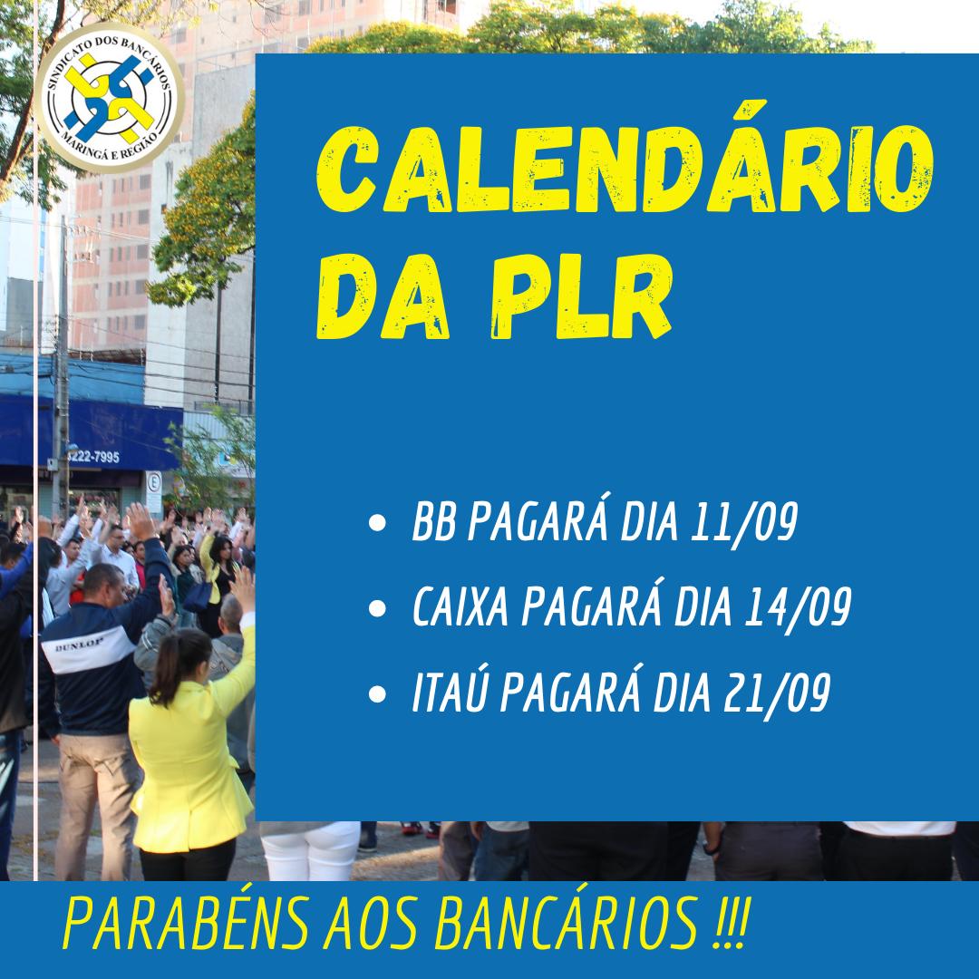 PLR: Bancos Atendem Pedido E Antecipam; BB Pagará Dia 11, Caixa, 14 E Itaú, 21