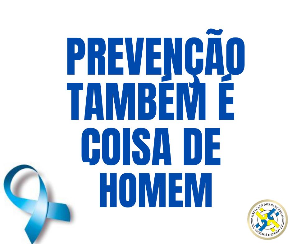 Novembro Azul: 'prevenção Também é Coisa De Homem'