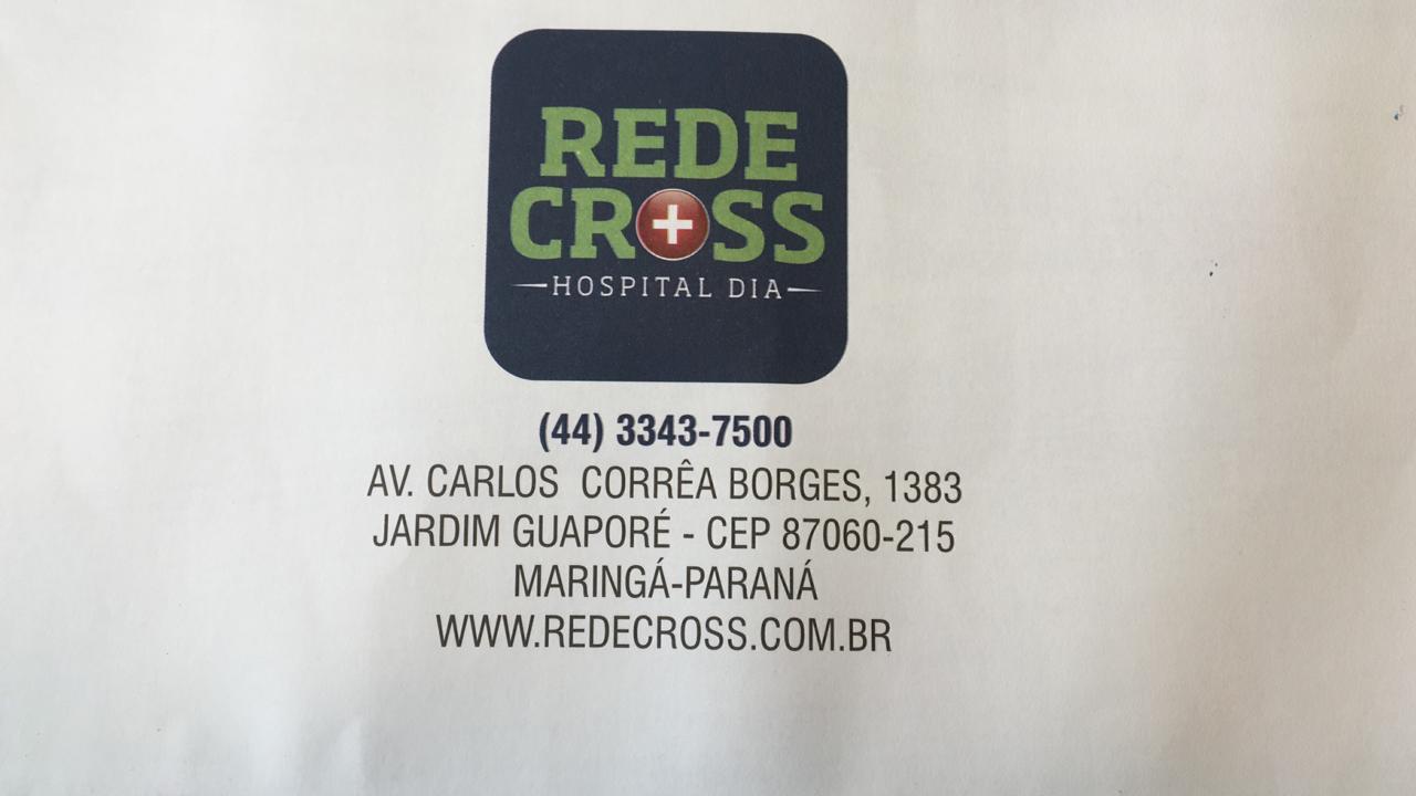 Rede Cross Hospital Dia